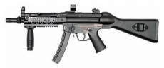 JG M5-MC A4 Full Metal Airsoft Submachine Gun 072T