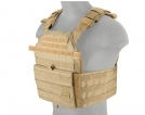 Lancer Tactical Assault Recon Plate Carrier (Tan)