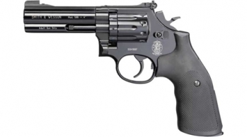 Smith & Wesson 586-4 Airgun Revolver