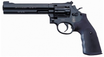 Smith & Wesson 586-6 Airgun Revolver