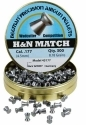 Beeman H&N Match .177 Cal, 4.50mm, 8.18 Grains, Wadcutter, 300ct