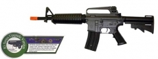 JG M733 Commando AEG Airsoft Rifle Upgrade Version