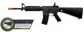 JG SR16 M4 Airsoft AEG Rifle Upgrade Version
