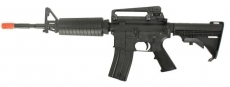 KTW Well M4 Full Metal Gas Blowback Airsoft Rifle G16A2