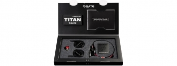 Gate Titan V2 Programmable MOSFET w/ USB-Link Advanced Set (REAR WIRED)