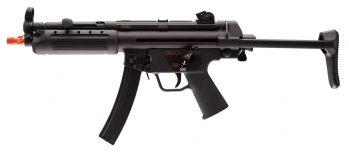 HK MP5 A5 Elite Airsoft AEG Rifle w/ Rectractable Stock by VFC