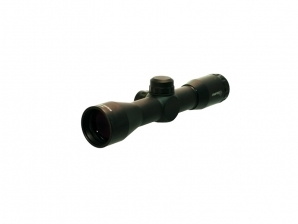 "Sniper 1"" 4x32 Mil-Dot Compact Rifle Scope"