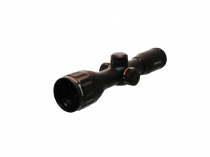 "Sniper 1"" 6x32AO Tactical Compact Scope, R/G Illuminated Mil-Dot Reticle"