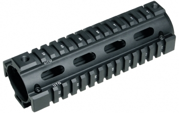 UTG Model 4/15 Carbine Length Quad Rail System