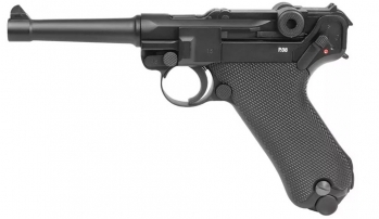 Legends Parabellum P08 Blowback CO2 BB Air Pistol