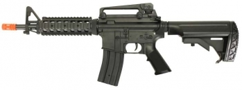 Well M4 CQB RIS Full Metal Airsoft AEG Rifle R18