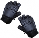 RAP4 Half Finger Tactical Gloves, Large