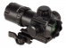 "UTG ITA 3.9"" Red/Green Tactical Dot Sight w/ QD Mount"