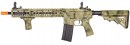 "Lancer Tactical MK5 SMR 14.5"" Black Jack Carbine AEG (ATFG)"
