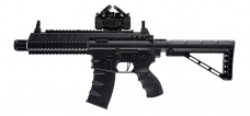 Umarex Steel Strike CO2 BB Gun with Dot Sight