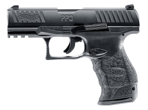 Walther PPQ M2 T4E .43 Paintball Marker Black