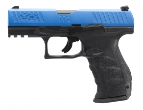 Walther PPQ M2 T4E .43 Paintball Marker Blue
