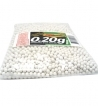 TSD Competition Grade .20g White BBs 5000 rds