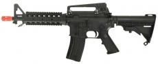 KTW Well M4 CQB RIS Full Metal Gas Blowback Airsoft Rifle G16A1