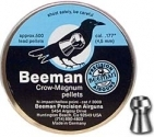 Beeman Crow-Magnum .177, 8.80 Grains, Hollowpoint 300/Tin